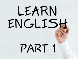 Learn-English-Part1