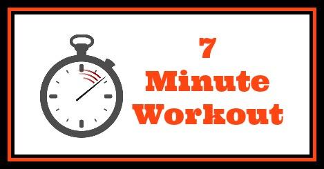 ۷ دقیقه ورزش