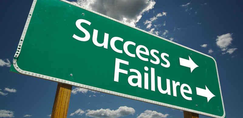 شکست و موفقیت