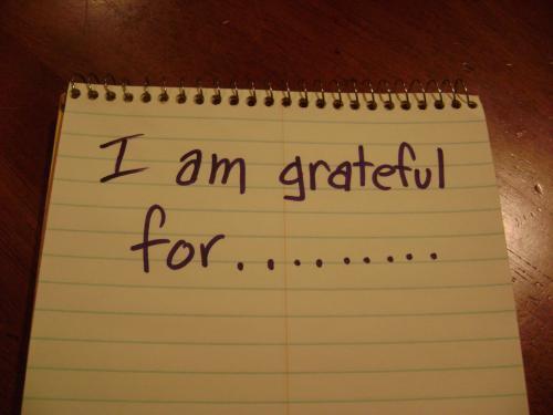 سپاسگزار باشید