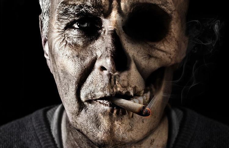 دخانیات عامل سرطان