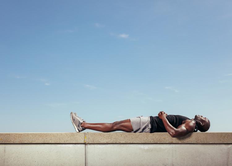 ورزش لش کردن
