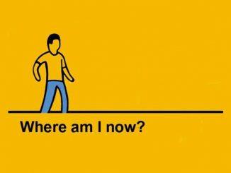 کجا ایستاده ام