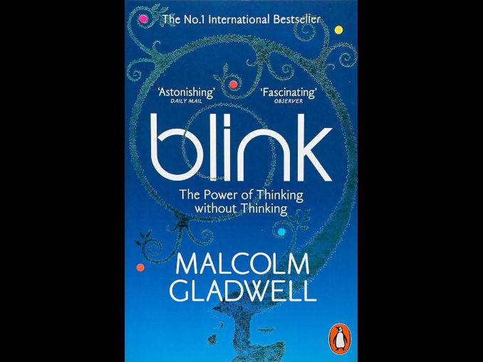 خلاصه کتاب در یک نظر، اثر مالکوم گلدول